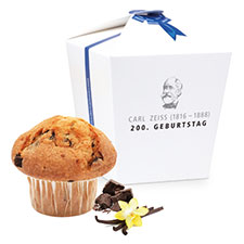 Muffin Maxi in der Promotion-Box