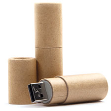 USB-Stick Paper Roll