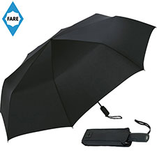 AOC-Oversize-Taschenschirm Magic Windfighter Flat Black