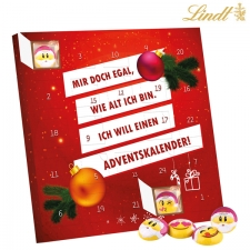 Adventskalender Lindt HELLO Emoti
